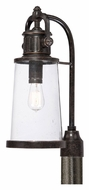 Quoizel SDN9008IB Steadman Imperial Bronze Finish 20 Inch Tall Outdoor Post Lighting