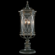 Fine Art Lamps 611283 Warwickshire 29 inch outdoor post light