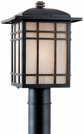 Quoizel HC9011IB Hillcrest outdoor post light fixture in imperial bronze