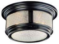 Troy C2260EB Nautilus Nautical Outdoor Flush Mount Ceiling Light