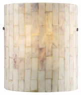 ELK 10148/1 Piedra 10 Inch Tall Genuine Stone Wall Sconce Lighting