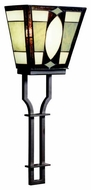 Kichler 69121 Denman Art Glass Wall Sconce