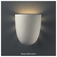 Justice Design 9525 Sun Dagger Small Pocket Wall Sconce, ADA