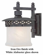 Kalco 9021 Craftsman Small Outdoor Wall Sconce
