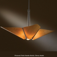 Hubbardton Forge 13-3325 Kirigami Small 28 Inch Diameter Hanging Pendant Lamp - Wrought Iron