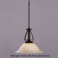 Hubbardton Forge 18-276 Crown Scroll Mini-Pendant