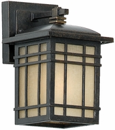 Quoizel HC8406IB Hillcrest Outdoor Imperial Bronze Wall Sconce - 9.5 inches tall