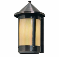 Arroyo Craftsman BS-6LR Berkeley Craftsman Outdoor Wall Sconce - 11.125 inches tall