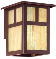 Troy BIH5880OB Monterey Craftsman Outdoor Wall Sconce - 6 inches wide