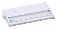 Maxim 89922WT CounterMax MX-L120DC 2700K 2 LED White Under Cabinet Light