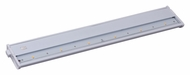 Maxim 89924WT CounterMax MX-L120DC White 6 LED 2700K Under Cabinet Light