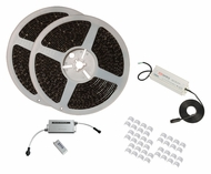 Maxim 53409 StarStrand Rainbow Aqua Star 24 Starter LED Strip Kit