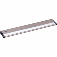 Maxim 89914SN CounterMax MX-L120DC Satin Nickel 21 Inch Wide Under Counter Lighting