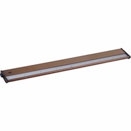 Maxim 89916MB CounterMax MX-L120DC 30 Inch Wide Metallic Bronze Under Cabinet Light
