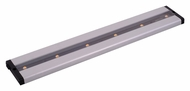 Maxim 89942AL CounterMax MX-L-LPC 18 Inch Long Brushed Aluminum LED Counter Light