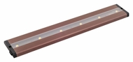 Maxim 89942BRZ CounterMax MX-L-LPC Anodized Bronze 18 Inch Long Under Cabinet Lighting - LED
