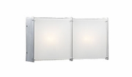PLC 1172 Aeon Contemporary 2 Light Vanity Light