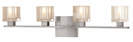 Access 23834 Astor Contemporary 4 Light Halogen Vanity Fixture