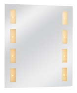 Access 64071 Reflections Contemporary 8 Light Halogen Mirror