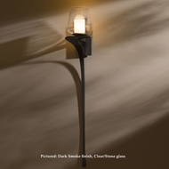 Hubbardton Forge 20-4715 Antasia Transitional 35 Inch Tall Torch Wall Lighting Sconce