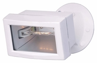 Nuvo 76510 Exterior Flood Light Mini 5 Inch Wide Halogen Outdoor Flood Light Fixture