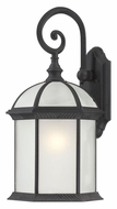 Nuvo 604986 Boxwood Outdoor 19 Inch Tall Fluorescent Medium Wall Light Sconce