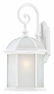 Nuvo 604987 Boxwood Fluorescent White Large 26 Inch Tall Exterior Wall Sconce