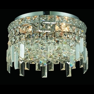 Elegant 2031F12C-RC Maxim Mini 12  Crystal Ceiling Lighting