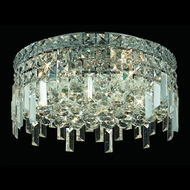 Elegant 2031F16C-RC Maxim Medium 16  Crystal Home Ceiling Lighting