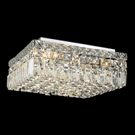 Elegant 2032F16C-RC Maxim Medium 6-light Crystal Ceiling Lighting