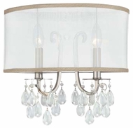 Crystorama 5622 Hampton Wall Sconce