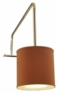 Meyda Tiffany 131034 Novartis Transitional 26 Inch Tall Wall Light Sconce