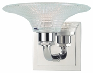 Hudson Valley 7181 Hamlin 7 Inch Wide Xenon Wall Sconce Light Fixture