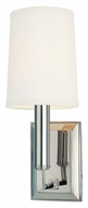 Hudson Valley 811 Clinton 11 Inch Tall Transitional Wall Sconce Lighting With Finish Options