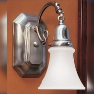 Hudson Valley 1541 Bracket Gallery 11 Inch Tall Transitional Downlight Wall Sconce Lighting