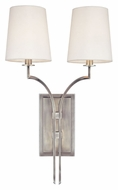 Hudson Valley 3112 Glenford 13 Inch Wide 2 Lamp Transitional Wall Lighting Fixture