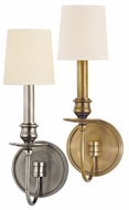 Hudson Valley 8211 Cohasset Transitional 14 Inch Tall Wall Lighting Sconce