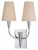 Hudson Valley 2412 Berkley 2 Lamp 11 Inch Wide Transitional Wall Sconce Light