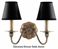 Hudson Valley 7002 Dunmore 2-Lamp Wall Sconce