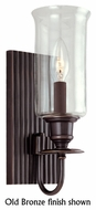 Hudson Valley 191 Yarmouth 1-Lamp Wall Sconce