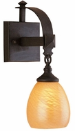 Hudson Valley 8821-NB Elmira Wall Sconce in Natural Bronze