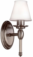 Hudson Valley 6161 Orleans Satin Nickel Wall Sconce