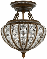 Quoizel EP1720BO Empire Six Light Semi Flush Ceiling Light