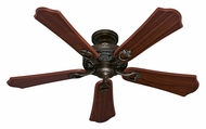Hunter 53202 Kingsbury Roman Bronze Finish 52 Inch Span Traditional Style Ceiling Fan
