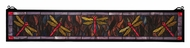 Meyda Tiffany 114548 Flight Of The Dragonfly 31 Inch Wide Stained Glass Window