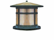 Arroyo Craftsman BC-11 Berkeley Outdoor Pier Mount - 10.125 inches tall