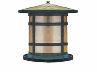 Arroyo Craftsman BC-11L Berkeley Outdoor Pier Mount - 12.75 inches tall