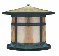 Arroyo Craftsman BC-17 Berkeley Outdoor Pier Mount - 13.75 inches tall