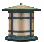 Arroyo Craftsman BC-17L Berkeley Outdoor Pier Mount - 19 inches tall