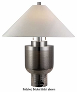Sonneman 6108 Urn Moderne Table Lamp